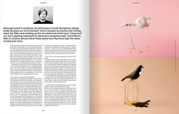 Elephant杂志版式设计第11期作品欣赏Elephant杂志版式设计第11期作品欣赏