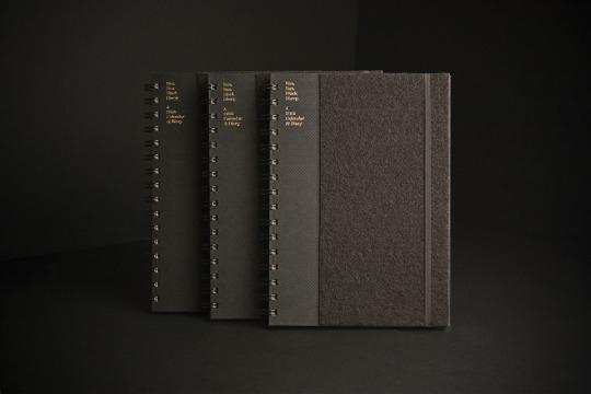 Takeo 纸品公司日历及记事本设计