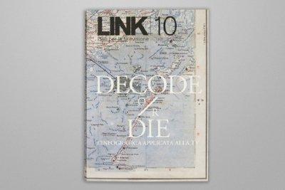 书籍装帧设计:Link 10 Decode or Die