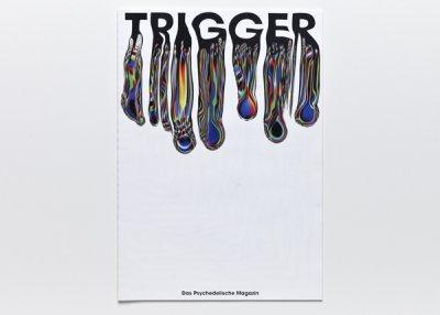 TRIGGER书籍排版设计