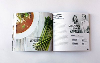 Taste Book美食杂志版式设计