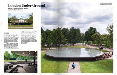 《Frame》杂志第88期封面和版式设计欣赏