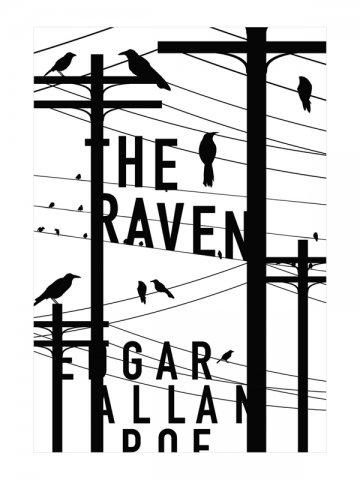 《埃德加·爱伦·坡》书籍装帧设计