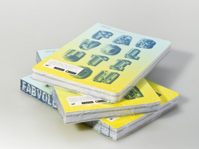 Fabvolution书籍装帧设计