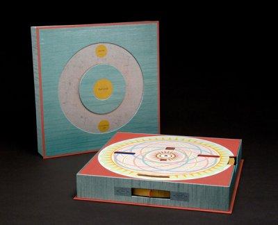 Julie Chen立体书籍装帧设计
