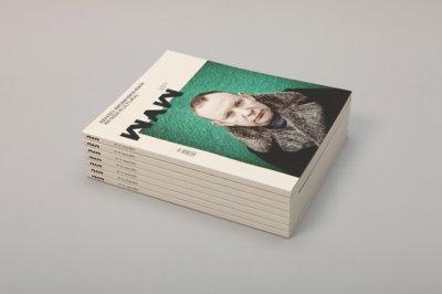 WAW杂志版式设计