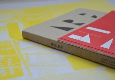 Archi.type展览画册设计