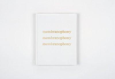 Membranophony书籍装帧设计