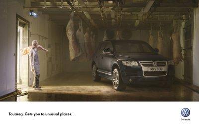 Volkswagen大众汽车:带你去不平凡的地方