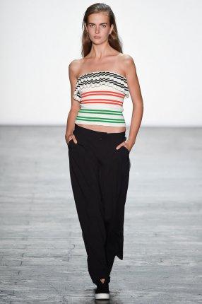 Vivienne Tam(谭燕玉)2016纽约时装秀
