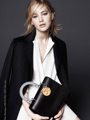 Jennifer Lawrence(詹妮弗·劳伦斯)Be Dior广告大片