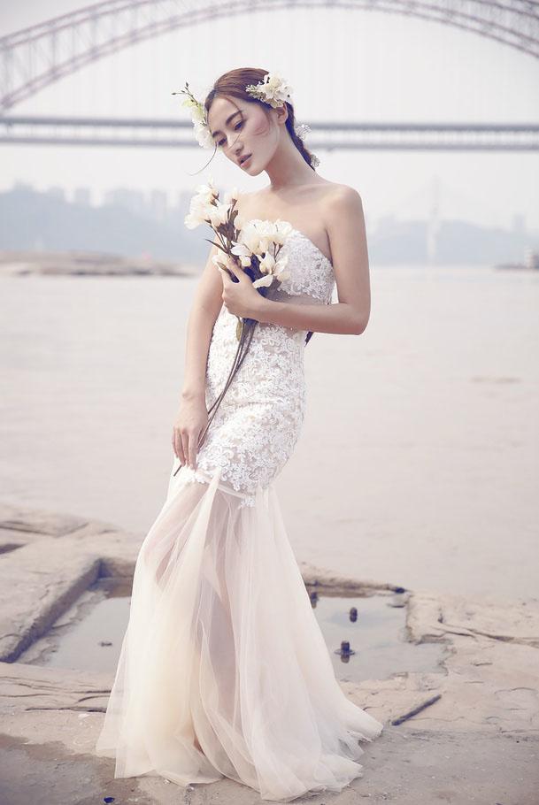 新娘婚纱摄影作品欣赏_唯美婚纱摄影照 新娘婚纱摄影作品欣赏