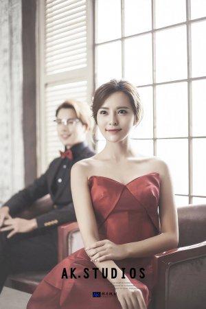 优雅女王 韩式婚纱摄影