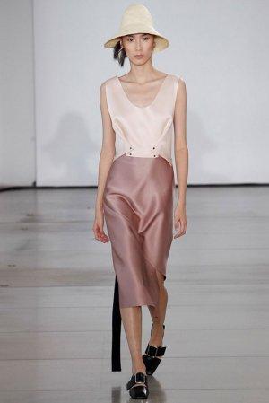 Jil Sander(吉尔·桑达)2016米兰时装秀