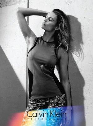 Calvin Klein 2015运动系列广告大片