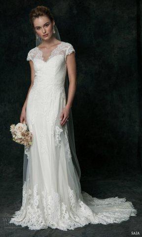 SAJA 2016婚纱礼服系列
