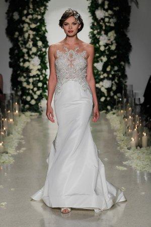 Anne Barge 2016纽约婚纱周婚纱秀