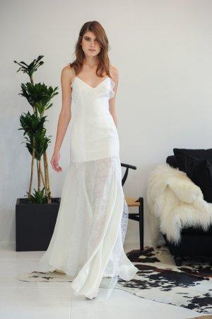 Houghton 2016纽约婚纱时装周婚纱秀