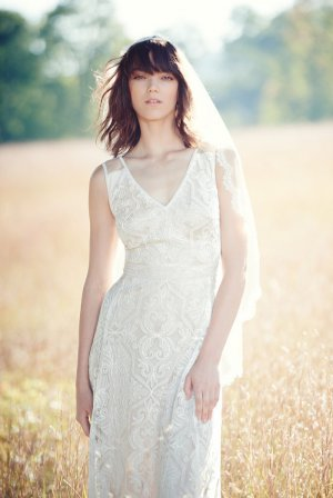 BHLDN 2015婚纱广告大片