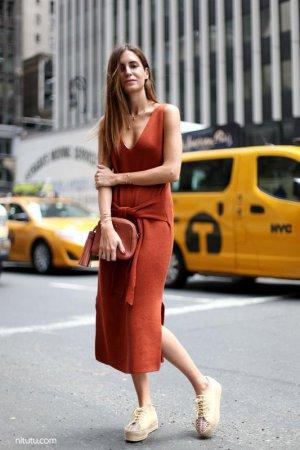 最新欧美街拍合集 绑腰穿搭潮流 酷女孩都这么穿!