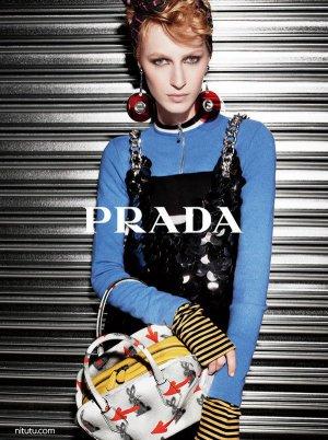 Prada(普拉达)2016广告摄影大片