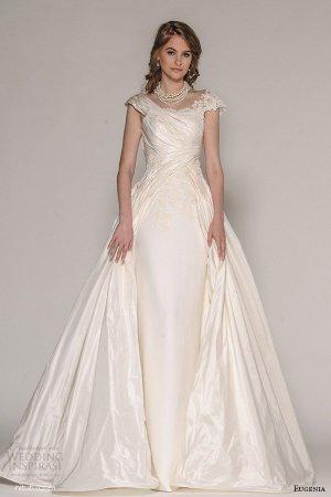 Eugenia Couture 2016新娘婚纱礼服