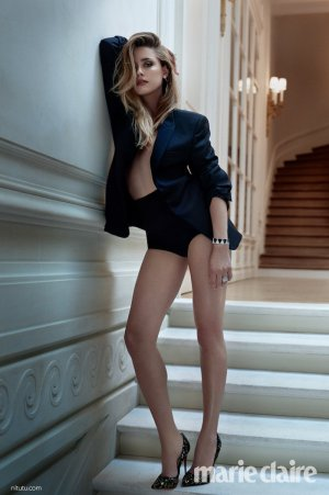 Amber Heard 演绎《Marie Claire》时尚杂志摄影大片