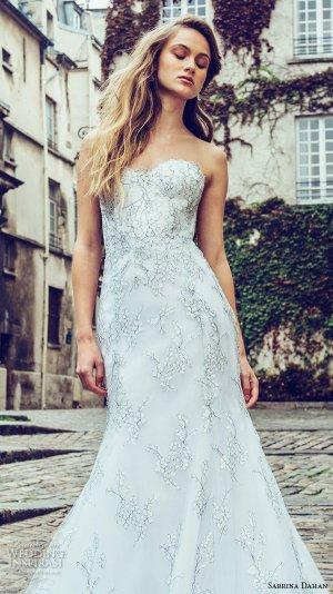 Sabrina Dahan 2016 婚纱礼服系列