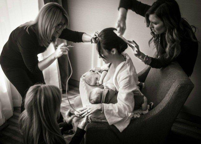 The Most Memorable Photo:9位婚禮攝影師分享他們拍過最動容的瞬間 9