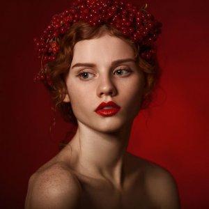 俄罗斯女摄影师Елена Daedra Алферова人像摄影作品