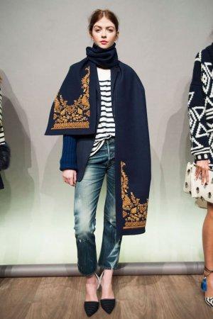 秋冬必学最潮流又实用的围巾配搭方法