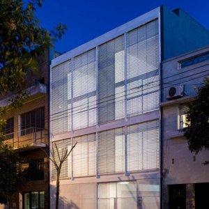 阿根廷设计师Adamo-Faiden建筑设计