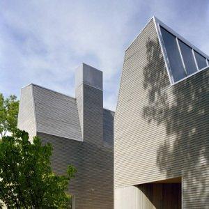 Stan Allen:SAGAPONAC房子设计