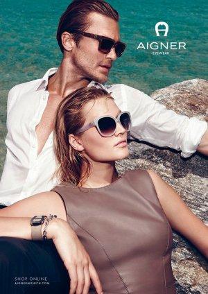 Aigner(爱格纳)2016手袋广告大片