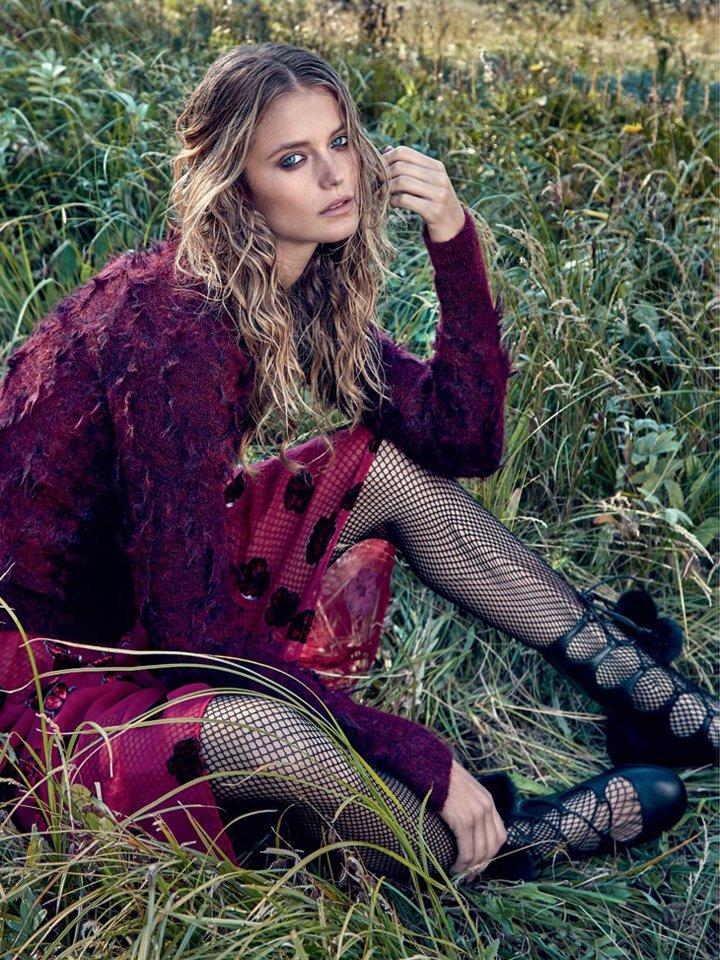 Kate Bock《Kill》杂志2015年冬季刊