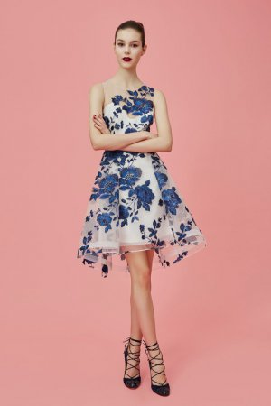 Marchesa(玛切萨)旗下副牌 Marchesa Notte 2016 LookBook