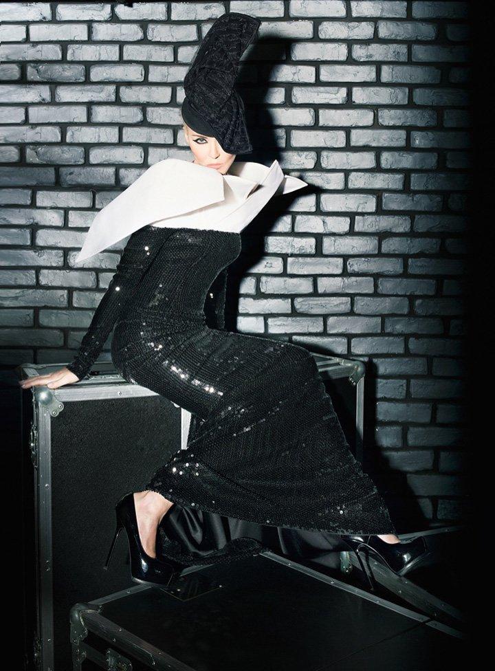 Daphne Guinness《S Moda》杂志2016年1月号