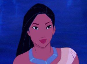 迪斯尼公主们素颜的样子
