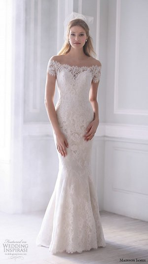 Madison James 2016 婚纱礼服系列