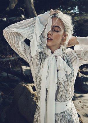 《Marie Claire》杂志美国版时尚大片
