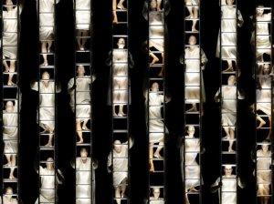 德国艺术家 Claudia Rogge 巴洛克人体:欲望与罪恶