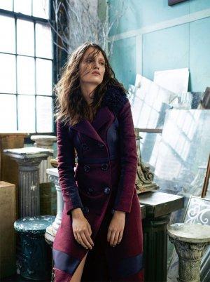 Victoria Anderson 演绎《Grazia》时尚杂志意大利版
