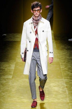 Salvatore Ferragamo(菲拉格慕)2016米兰时装周男装秀