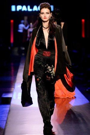 Jean Paul Gaultier(高缇耶)2016时装周女装秀