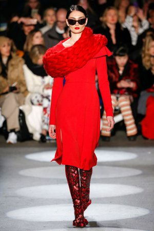 Christian Siriano 2016纽约时装周女装秀