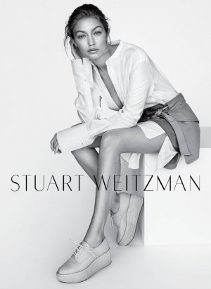 Stuart Weitzman 2016春夏广告大片