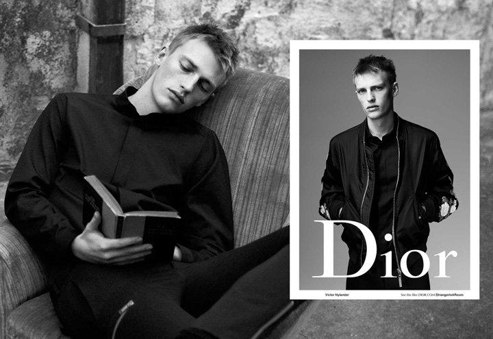 Dior Homme 2016夏季系列广告大片
