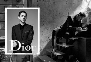 Dior Homme(迪奥·桀骜)2016夏季广告大片