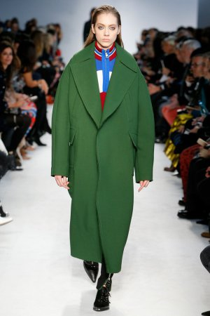 Emilio Pucci(璞琪)2016米兰时装周女装秀