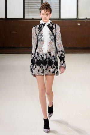 Giamba(詹巴)2016米兰时装周女装秀